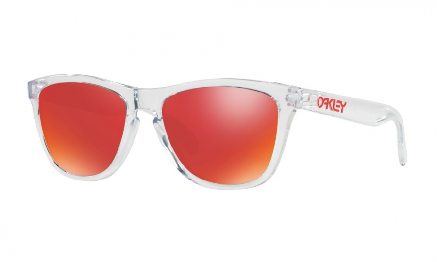174c5ab84b1 Oakley FROGSKINS™ CRYSTAL COLLECTION Torch Iridium - kranaskiogkajakk.no