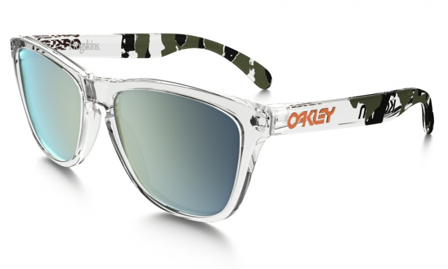 b26bb5a127 Oakley FROGSKINS™ ERIC KOSTON SIGNATURE SERIES Emerald Iridium ...